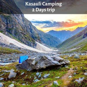 Camping In Kasauli