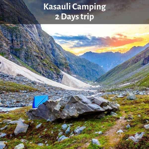 Camping In Kasauli