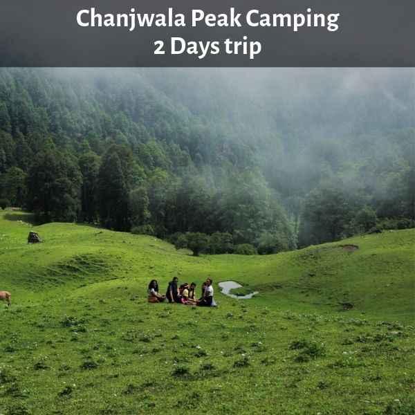 Chanjwala Peak