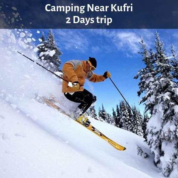 Camping Near Kufri