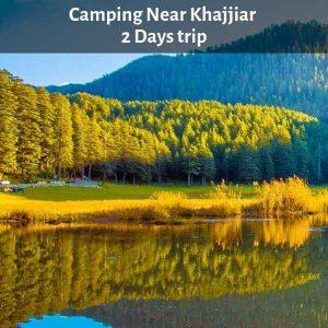 Camping Near Khajjiar