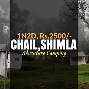 Adventure Camping_Chail_Weekendthrill