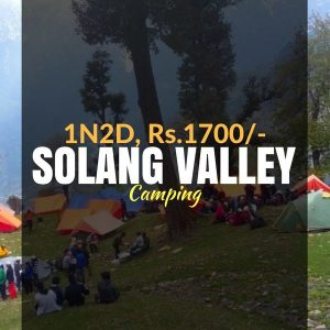 Camping_Solang Valley_Weekendthrill