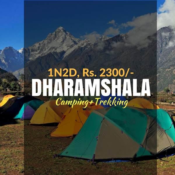 Camping_Dharamshala_Weekendthrill