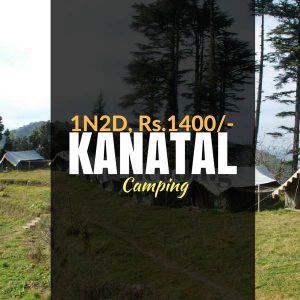 Camping_Kanatal_Weekendthrill