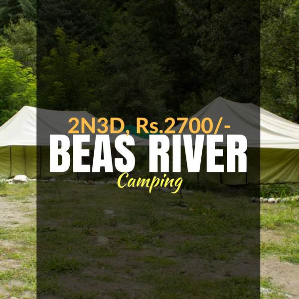 Camping_Beas River_Weekendthrill