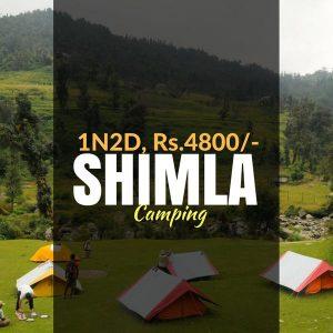 Camping_Kufri_Weekendthrill