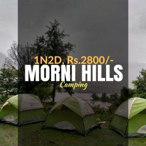 Camping_Morni Hills_Weekendthrill