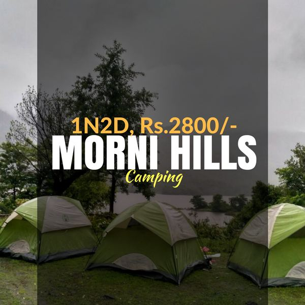 Camping_Morni Hills_Weekendthrill