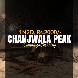 Camping_Chanjwala Peak_Weekendthrill