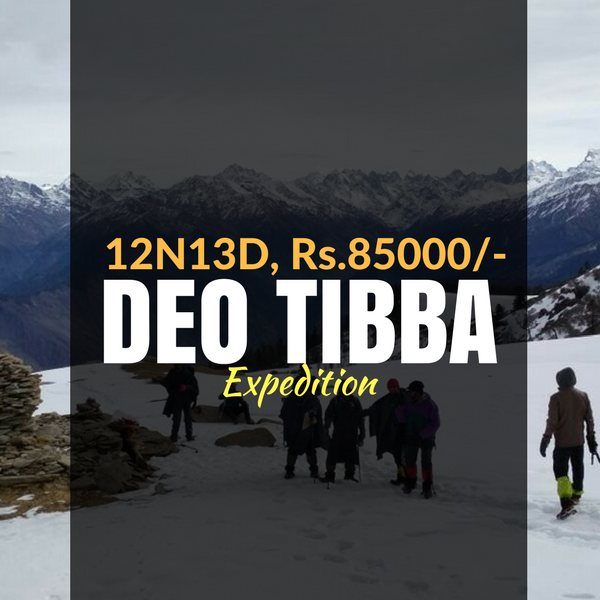 Deo Tibba Expedition_Weekendthrill