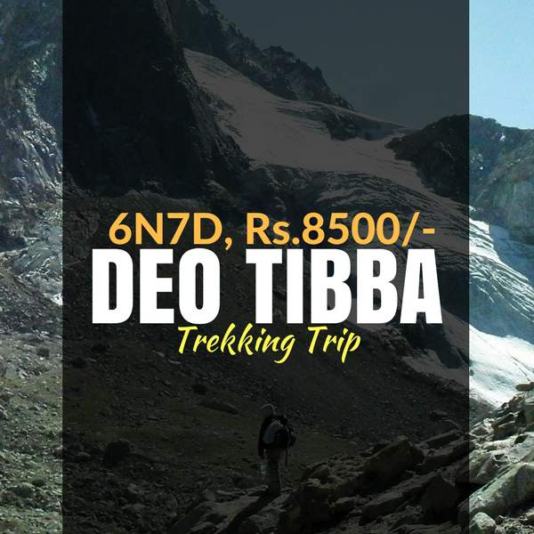 Trek_Deo Tibba_Weekendthrill