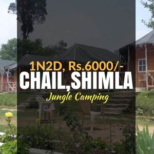 Jungle Camping_Chail_Weekendthrill