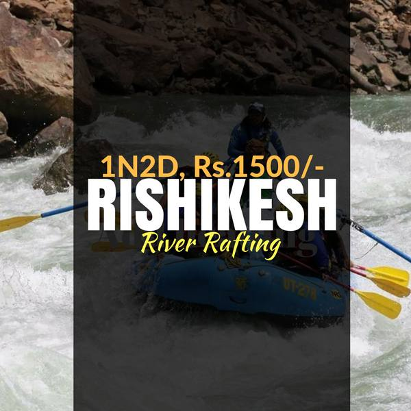 River Rafting_Rishikesh_Weekendthrill