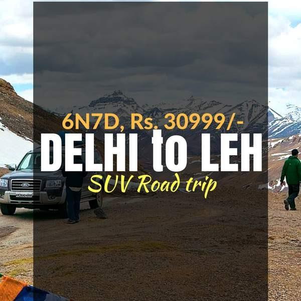 Road Trip to Leh_Weekendthrill