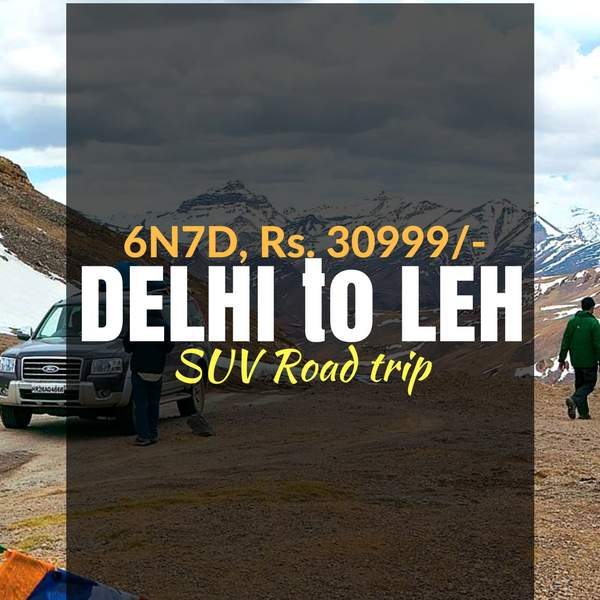 Road Trip to Leh_Weekendthrill