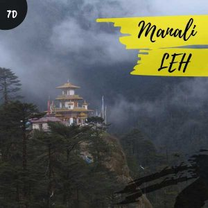 Road trip manali to leh