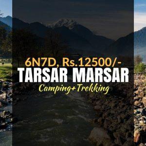 Trek_Tarsar Marsar Lake_Weekendthrill