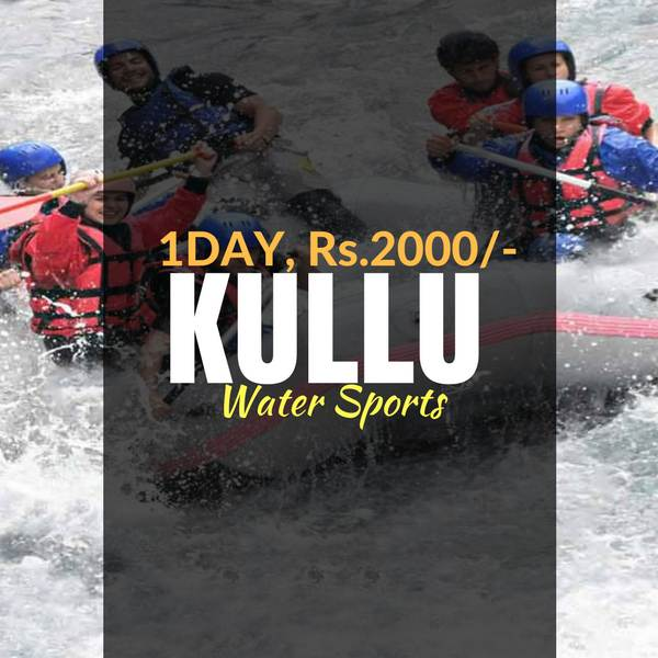 Water Sports_Kullu_Weekendthrill