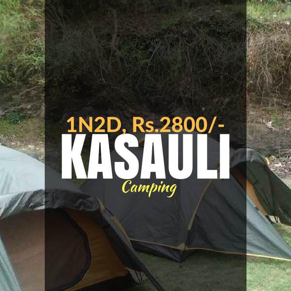 Camping_Kasauli_Weekendthrill