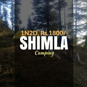 Camping_Shimla_Weekendthrill