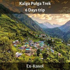 Kalga-Pulga, Kheerganga Trekking Trip