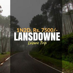 Leisure trip_Lansdowne_Weekendthrill