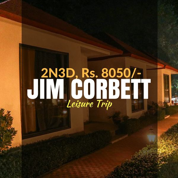 Leisure trip_Jim Corbett_Weekendthrill