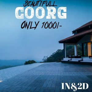 Holiday packages in Coorg