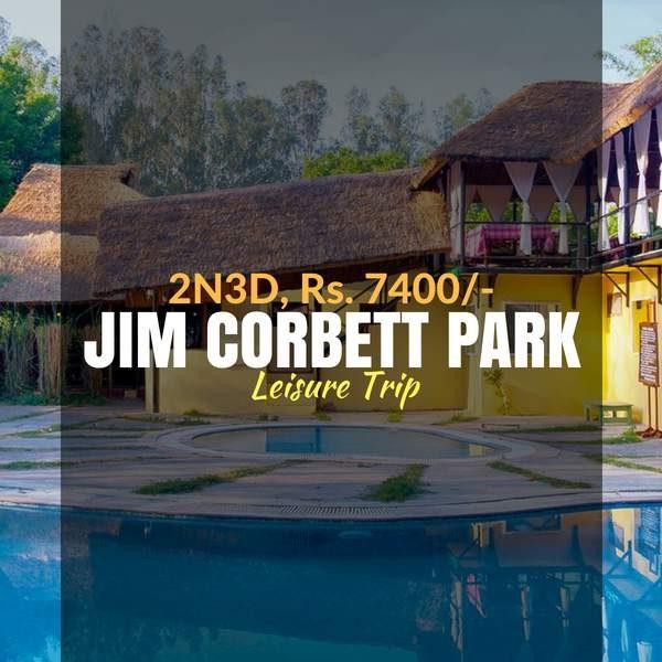 Leisure trip_Corbett_Weekendthrill