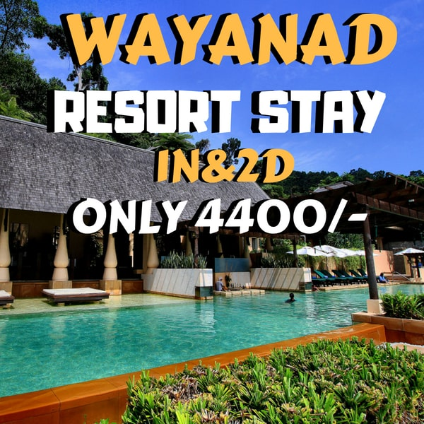 Best resort to Stay in Wayanad