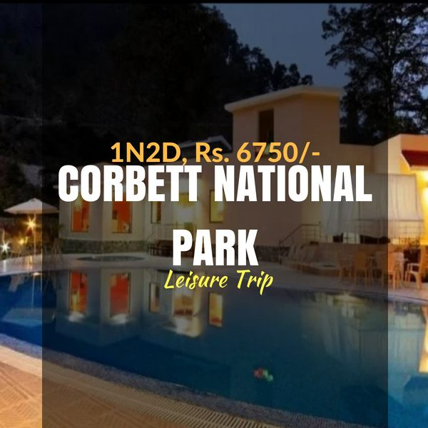 Leisure trip_Corbett_Weekendthrill