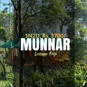 Leisure trip_Munnar_Weekendthrill