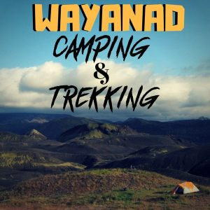 Adventure camp In Wayanad