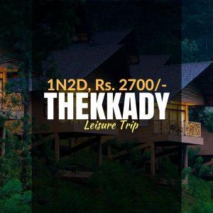 Leisure trip_Thekkady_Weekendthrill