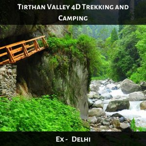 Tirthan Valley Trekking