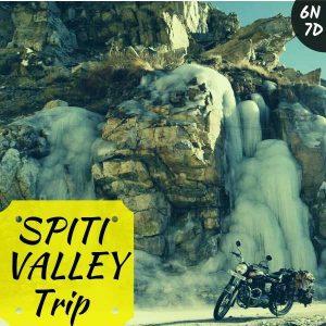 Spiti valley trip