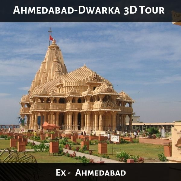 Ahmedabad-Dwarka