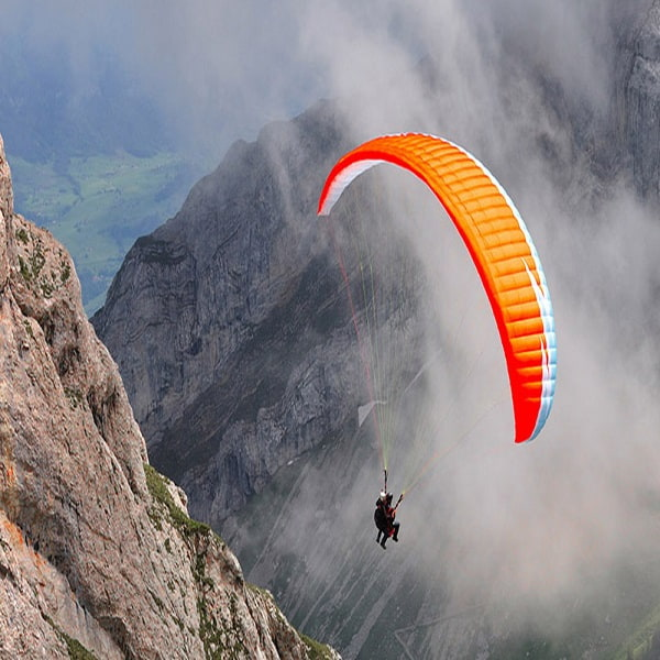 Paragliding In Kamshet Weekend Thrill