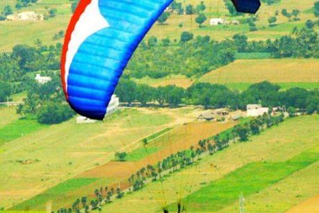 ParaglidinginYelagiri
