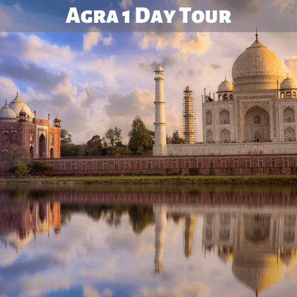 Agra 1 Day Tour