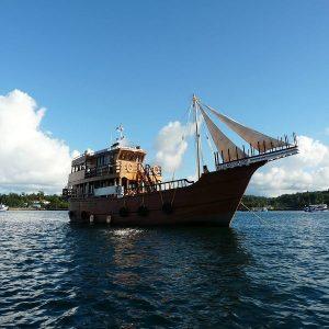 M V Island Explorer Two Island Cruise