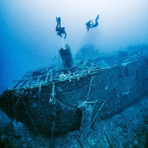 Ship Wreck Diving for Beginners
