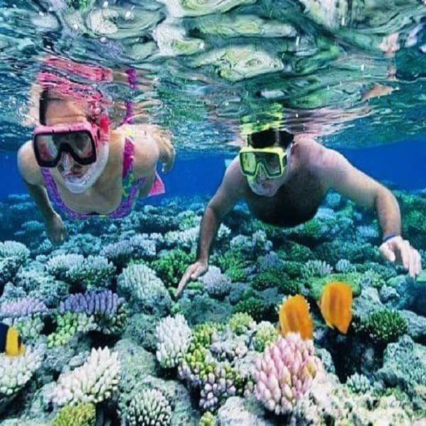 Sea walking-in-andaman-weekend thrill
