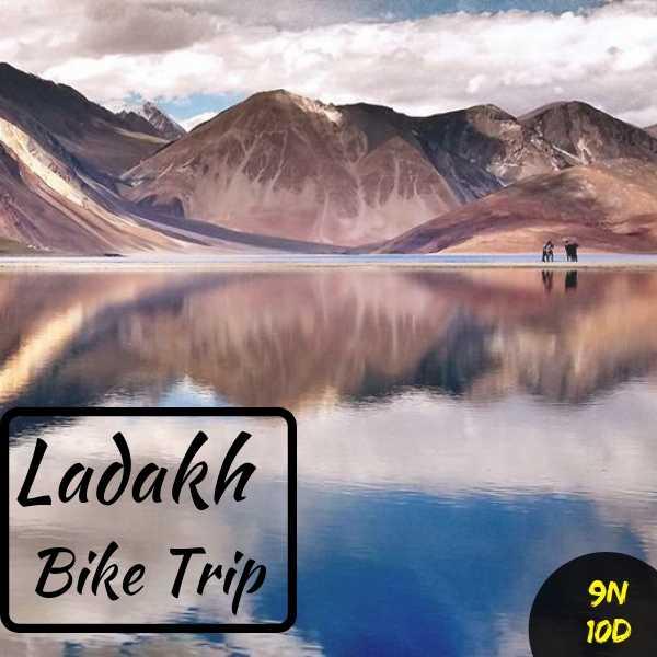 Leh Manali bike trip