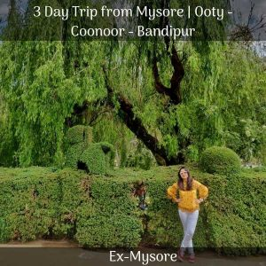 Ooty Coonoor Bandipur trip