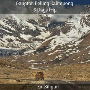 Gangtok Pelling Kalimpong trip