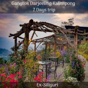 Gangtok Darjeeling Kalimpong trip