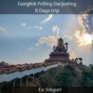 Gangtok Pelling Darjeeling trip