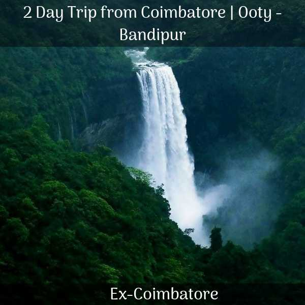 Ooty Bandipur trip